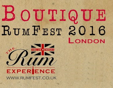Boutique RumFest 2016