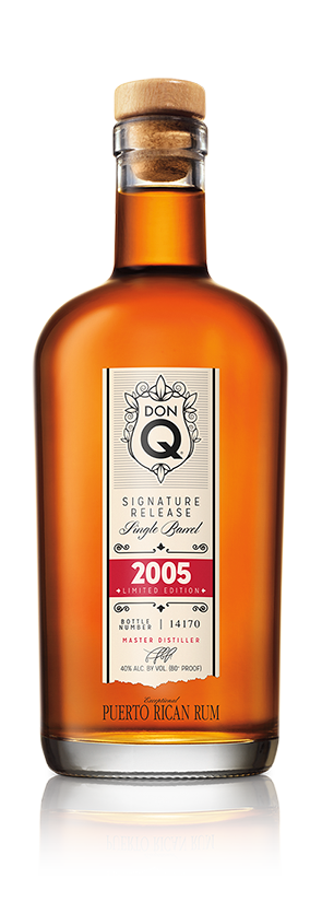 Don Q Signature Release Single Barrel 2005