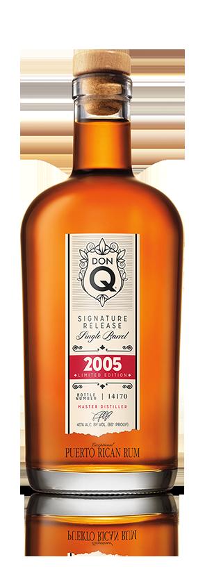 Don Q Signature Release Single Barrel2005