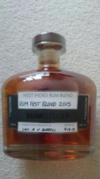 2015 RumFest Rum