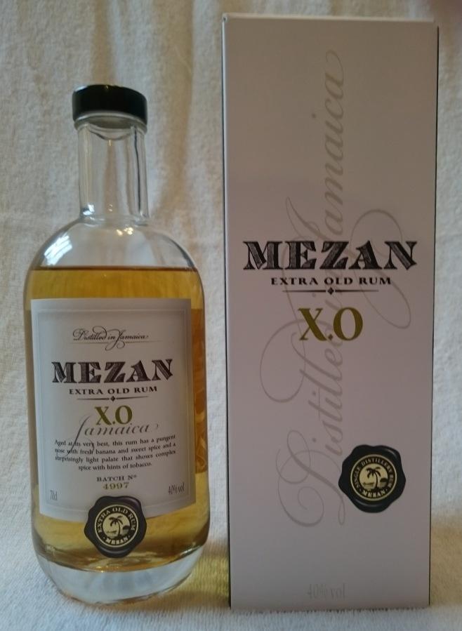 Mezan XO Jamaican (Extra OldRum)
