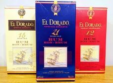 El Dorado 12, 15 & 21yo Boxes