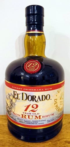 El Dorado 12yo: Bottle