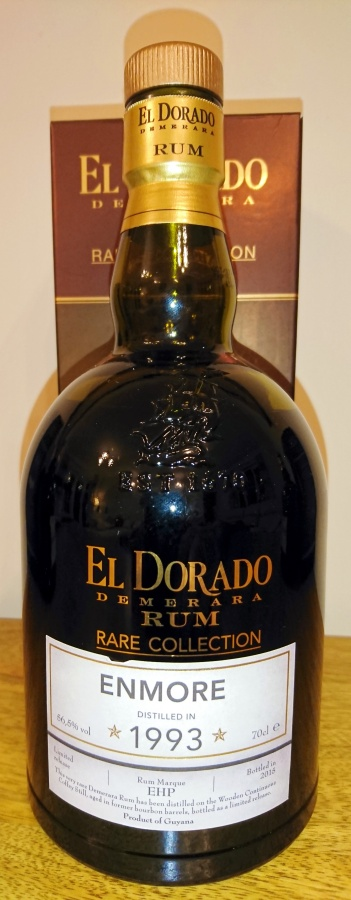 "El Dorado ""Rare"" Collection: Enmore 1993"