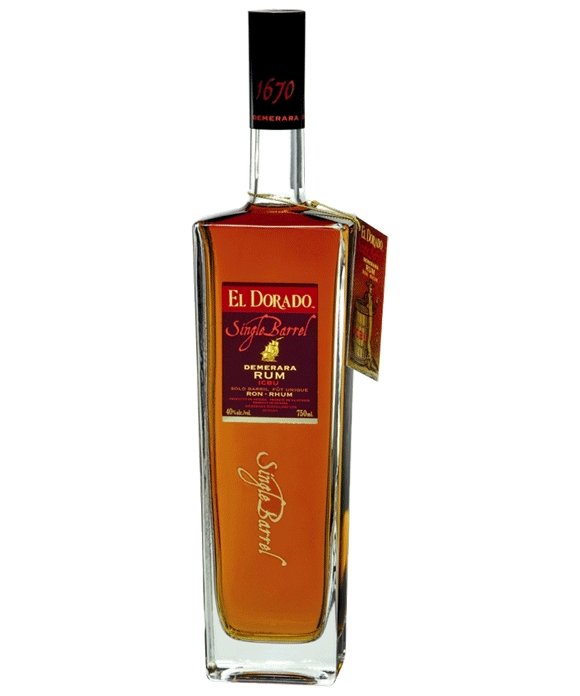 El Dorado ICBU (Single Barrel)