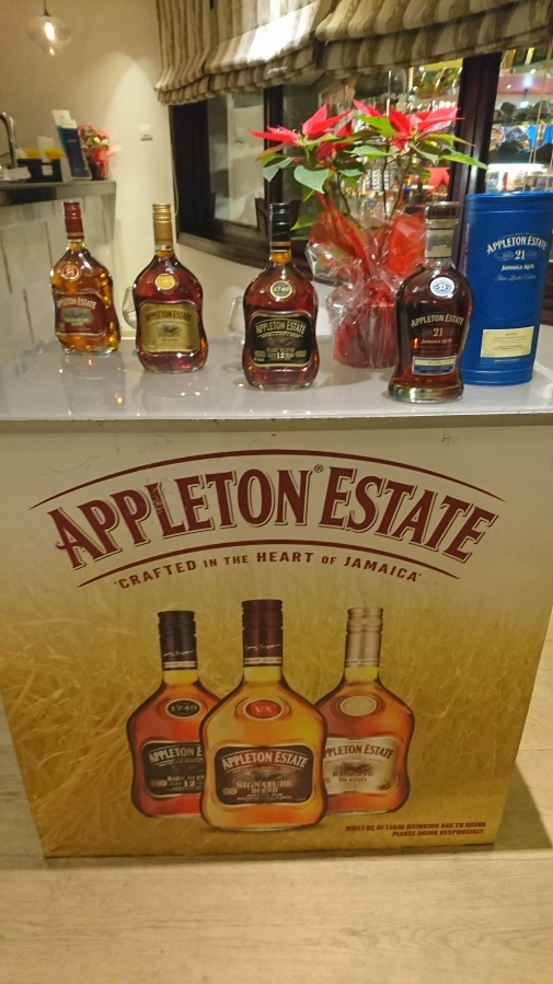 Appleton Estate: Rum Tasting