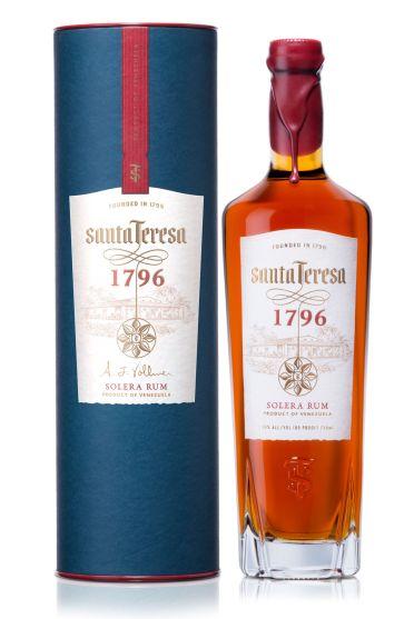 Santa Teresa 1796: Bottle and Box