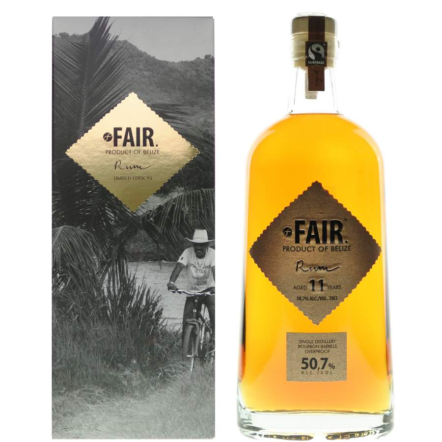 Fair 11 Year Old Rum
