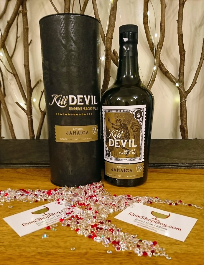 Kill Devil Hampden 16yo