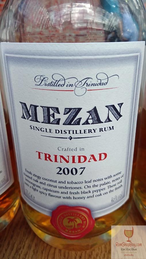 Mezan: Trinidad 2007
