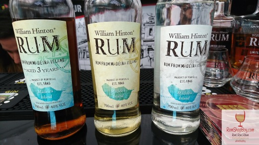 William Hinton Rum