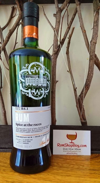 SMWS R6.1 Bottle