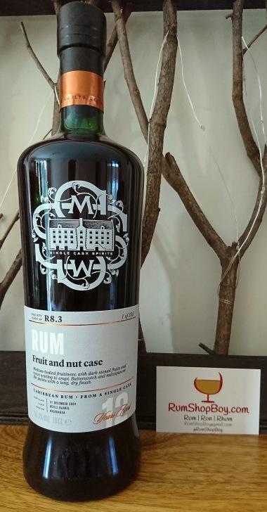 SMWS R8.3 Bottle