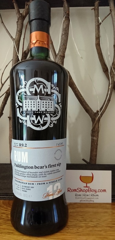 SMWS R9.2 Bottle
