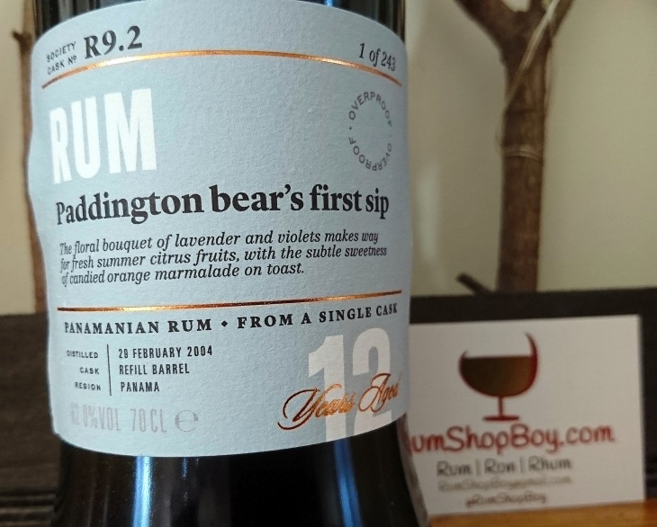 SMWS R9.2 Front Label