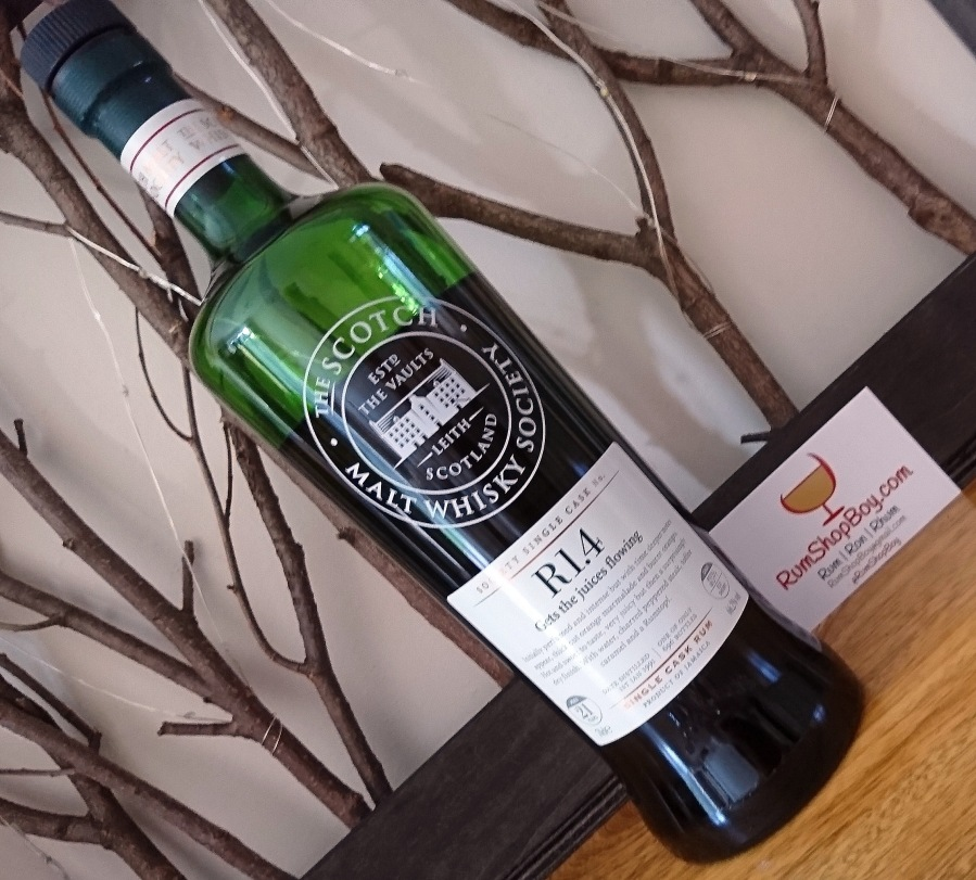 "SMWS R1.4 ""Gets the Juices Flowing"""