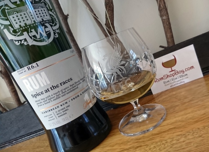 SMWS R6.1 Bottle & Glass