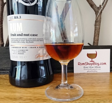 SMWS R8.3 Bottle & Glass