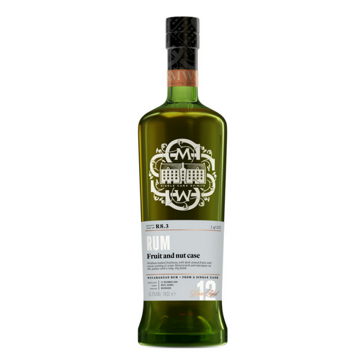 """SMWS R8.3 """"Fruit and NutCase"""""""