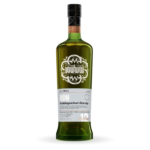 "SMWS R9.2 ""Paddington Bear's First Sip"""