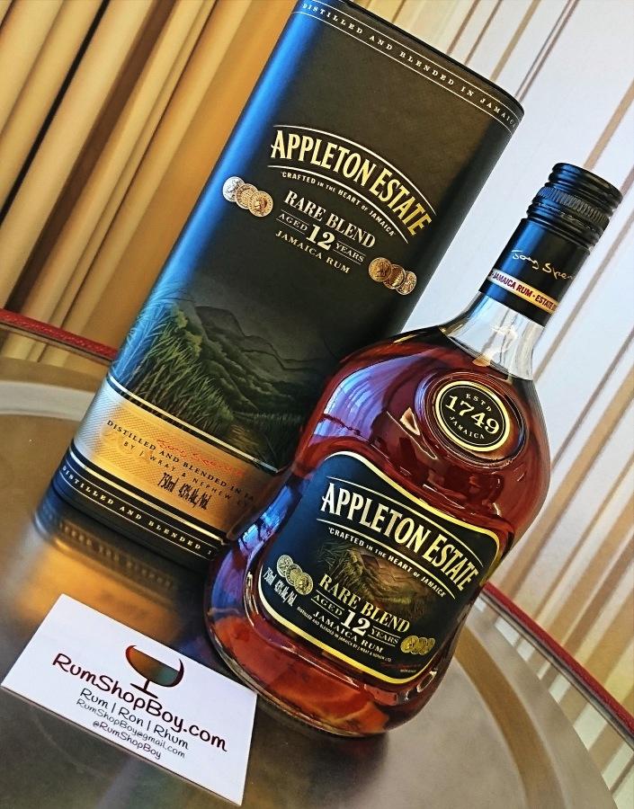 "Appleton 12yo ""Rare Blend""Rum"