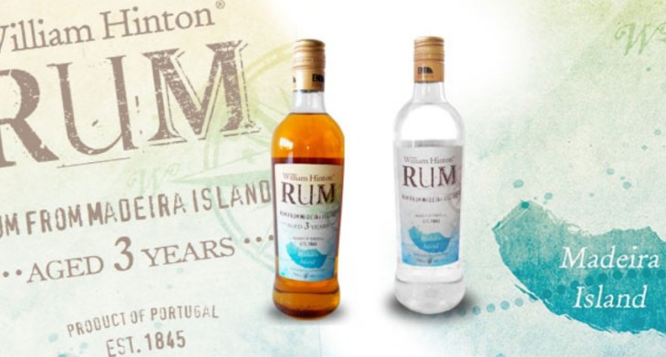 William Hinton Rum (Photo from Internet)