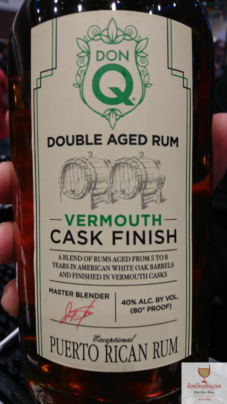 Don Q: Sweet Vermouth Cask