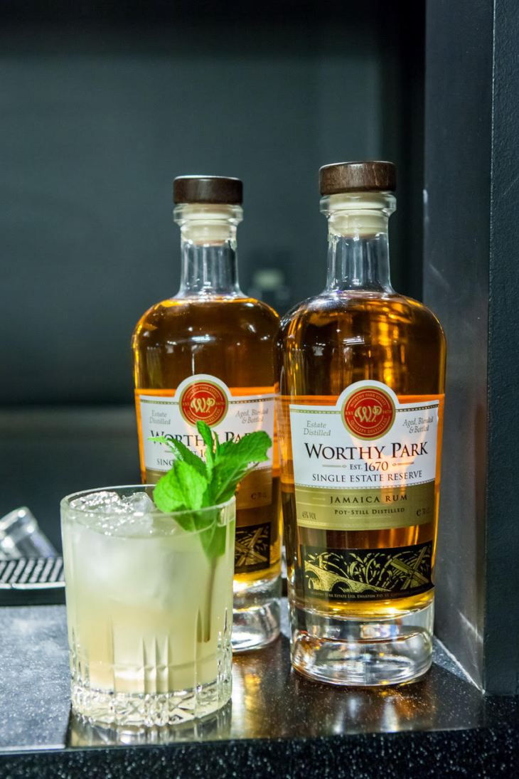 Worthy Park: Single Estate Reserve: Bottle/Cocktail (CREDIT: www.jollythompson.com)