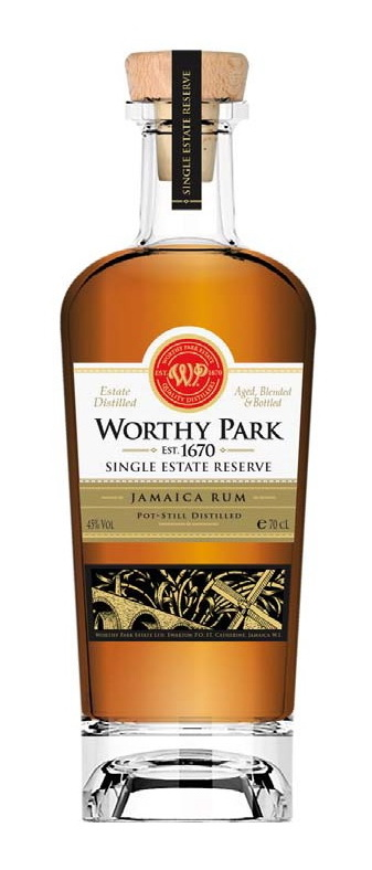 Worthy Park: Single Estate Reserve: Bottle