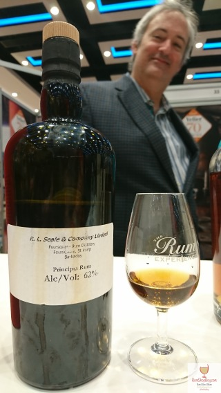 Foursquare Principia: Bottle & Glass, Richard Seale at UK Rumfest 2017
