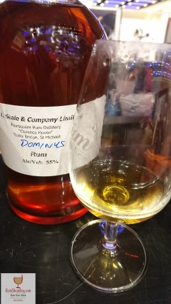 Foursquare Dominus: Bottle & Glass at UK Rumfest 2017