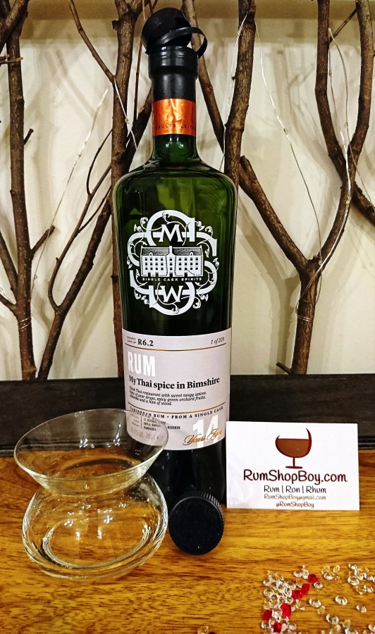 "SMWS R6.2: ""My Thai Spice in Bimshire"""