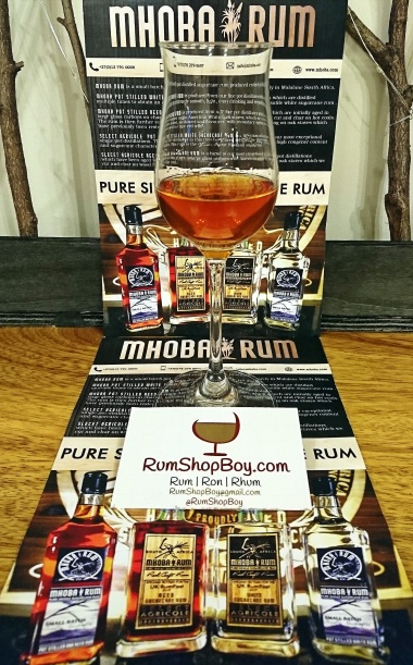 Mhoba Rum: Glass