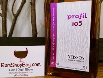 Neisson Profil 105: Bottle