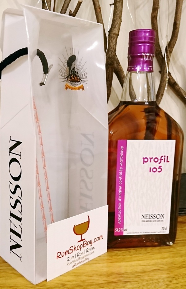 Neisson Profil 105: Bottle and Box
