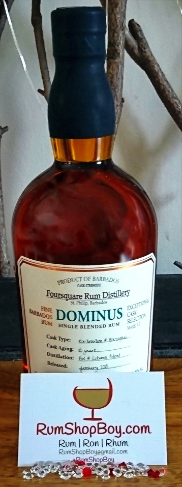 "Foursquare ECS VII ""Dominus"": Bottle"