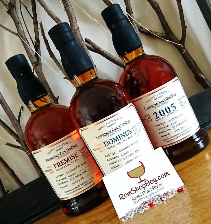 Foursquare ECS VI-VIII: Bottles
