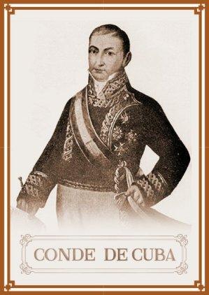 Conde de Cuba (Source: http://www.condedecuba.com)