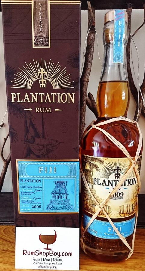 Plantation Fiji 2009Rum
