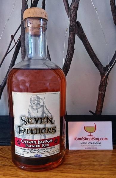 Seven Fathoms: Bottle