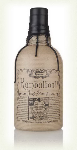 Ableforth's Rumbullion Spirit Drink Navy Strength: Bottle (Photo From Internet)