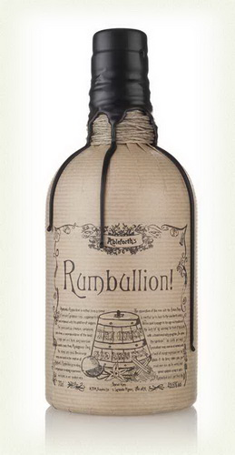 Ableforth's Rumbullion Spirit Drink: Bottle (Photo From Internet)