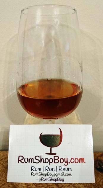 "Rum Diary Bar ""Royal Fortune"": Glass"
