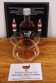Worthy Park Cask Selection Series #5 Port: Glass