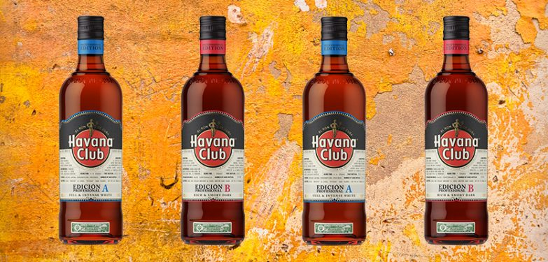 Havana Club Edicion A and B