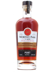 Worthy Park Cask Finish #5 Port: Bottle (Photo From Internet)