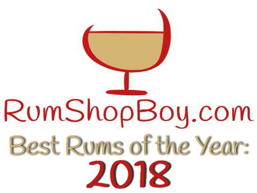 RumShopBoy Logo Rums of the year 2018