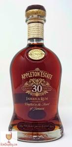 Appleton 30yo (2) Bottle