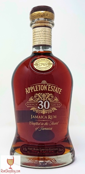 Appleton 30yo (2) Bottle