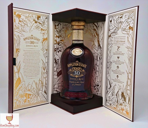 Appleton 30yo Bottle and Box